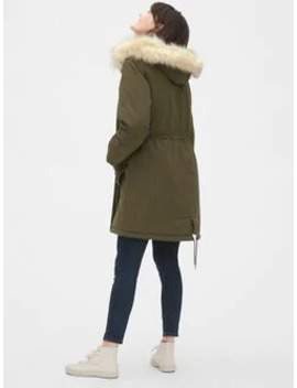 Cold Control Parka Jacket by Gap