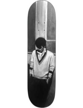 Deathwish             Greco Good Kid 8.25 Skateboard Deck by Deathwish