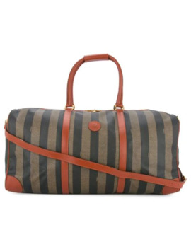 Pequin Way Travel Bag by Fendi Pre Owned