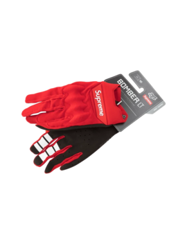 "Fox Racing Bomber Lt Gloves ""Ss 18"" by Supreme"