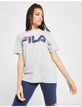 Fila Core Logo Boyfriend T Shirt by Fila