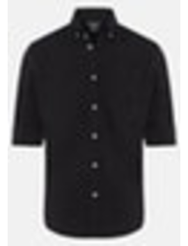 Charcoal Chapman Slim Casual Shirt by Connor