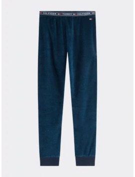 Velour Joggers by Tommy Hilfiger