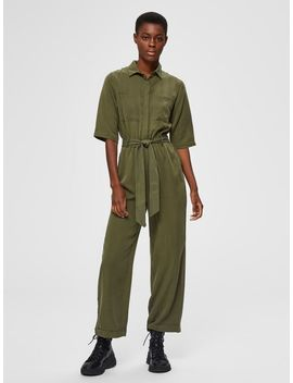 Utility   Jumpsuit Utility   Jumpsuit  Blonde   Stroptop  HØjskaftede   Sneakers by Selected