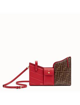 3 Pockets Mini Bag by Fendi