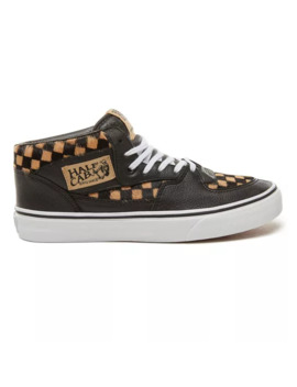 Calf Hair Checkerboard Half Cab Shoes by Vans