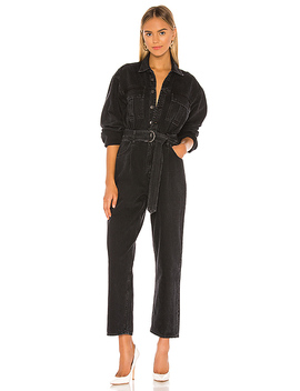 Tatum Jumpsuit In Shade by Agolde