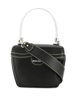 Padlock Bucket Bag by Palm Angels