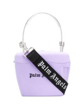 Padlock Shoulder Bag by Palm Angels