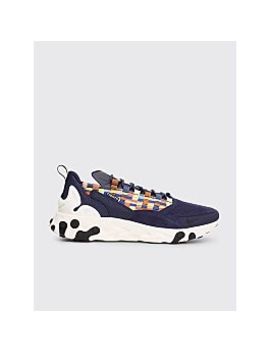 Nike React Sertu The 10 Th Blackened Blue by Très Bien