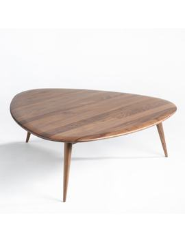 ThÉoleine Solid Walnut Coffee Table by Am.Pm