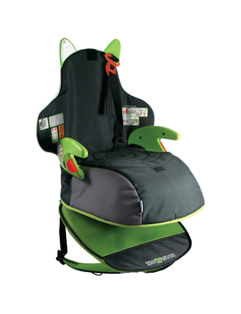Trunki Boost Apak Car Seat   Black/Green by Iwoot
