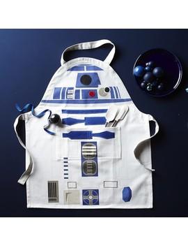 Star Wars™ R2 D2 Kids Apron by Williams   Sonoma