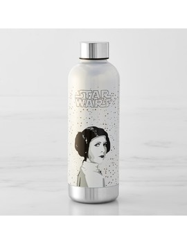 Star Wars™ Princess Leia Water Bottle by Williams   Sonoma