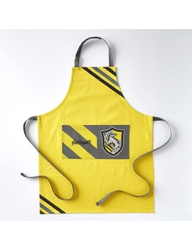 Harry Potter™ Hufflepuff™ Adult Apron by Williams   Sonoma