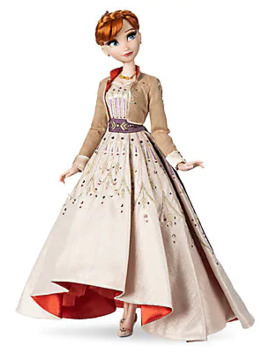 Disney's Frozen 2 Limited Edition Anna Doll by Disney