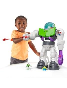 Imaginext Toy Story 4 Buzz Lightyear Robot by Smyths