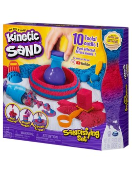 Kinetic Sand Sandisfying Set by Smyths