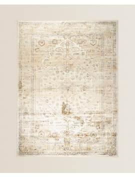 Teppich Mit Digitalprint  Teppiche   Wohnzimmer by Zara Home