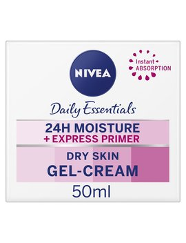 Nivea Daily Essentials Dry Skin Moisture And Express Primer 50ml Nivea Daily Essentials Dry Skin Moisture And Express Primer 50ml by Wilko
