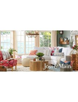 Stansel Textured Throw Pillow by Joss & Main