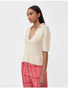 Pelican Crochet Top by Rachel Comey Rachel Comey
