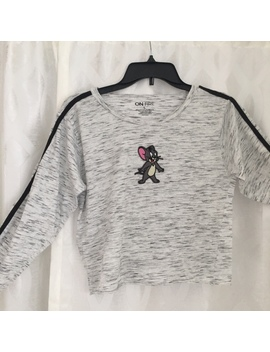 Super Cute Handmade Tom And Jerry Long Sleeve by Depop