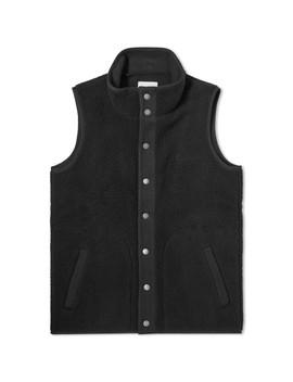 Gramicci Boa Fleece Vest by Gramicci