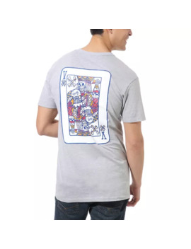 Court Card T Shirt by Vans