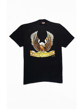 Goat Vintage '90s Harley T Shirt by Pacsun