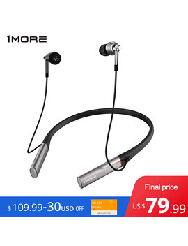 1 More Triple Driver E1001 Bt In Ear Bluetooth Earphones With Hi Res Ldac Wireless Sound Quality, Environmental Noise Isolation by Ali Express.Com