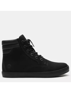 Dausette High Top Sneakers For Women In Black by Timberland