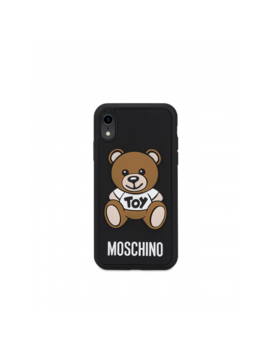 Moschino Teddy Bear Iphone Xr Cover by Moschino