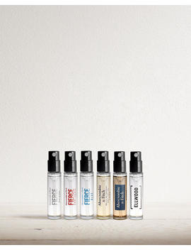 Scent Sample Set by Abercrombie & Fitch