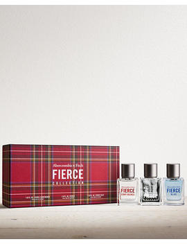 Fierce Scent Gift Set by Abercrombie & Fitch