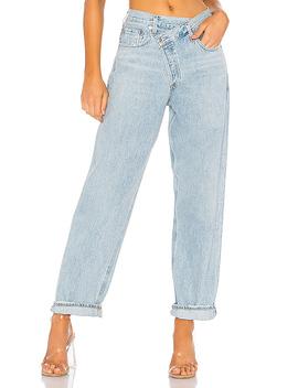 Criss Cross Upsized Jean In Suburbia by Agolde