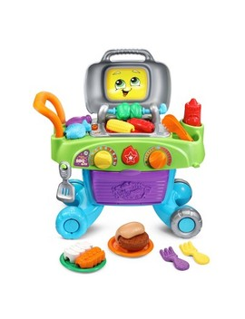 Leap Frog Smart Sizzlin' Bbq Grill by Leap Frog
