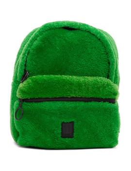 Green Mini Sherpa Backpack by Off White