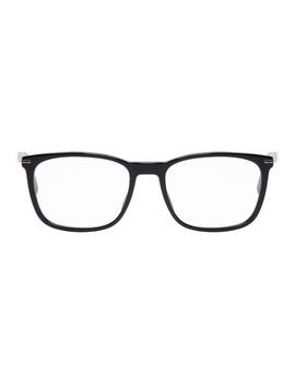 Black Black Tie265 Optical Glasses by Dior Homme
