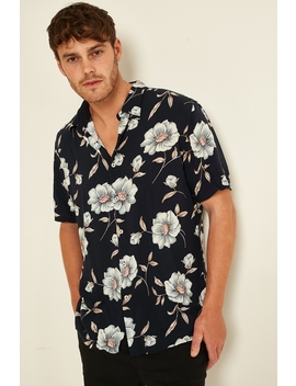 Holiday Shirt Luxy Navy by Barney Cools