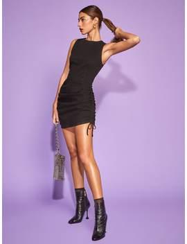 Gigi Denim Dress by Reformation