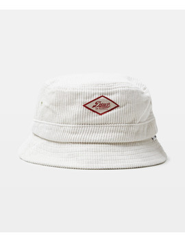 Hamilton Bucket Hat Off White by Au