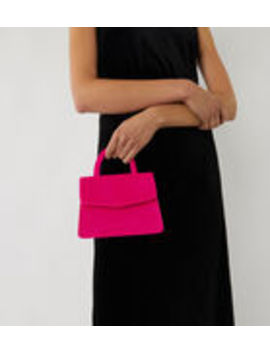 Mini Top Handle Crossbody Bag by Warehouse
