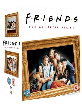 Friends The Complete Series Seasons 1 10 Dvd Box Set879/9045 by Argos