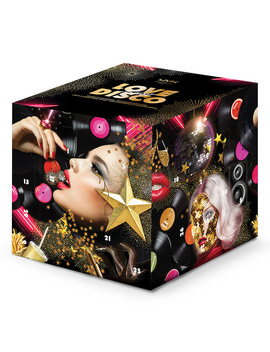 Love Lust Disco New Year's Eve Adventskalender Sets by Nyx Professional Makeup