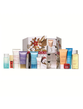 Holiday 12 Boxes Adventskalender Sets by Clarins