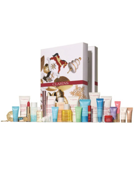 Holiday 24 Boxes Adventskalender Sets by Clarins