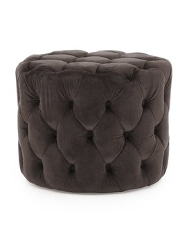 Veronica Footstool by Canora Grey