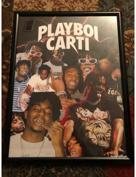 Playboi Carti Poster Wlr Die Lit by Playboi Carti  ×