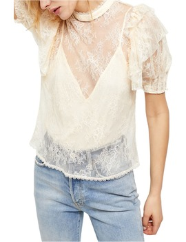 Secret Admirer Blouse by Free People